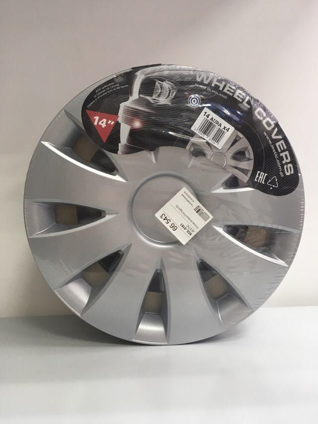 Колпаки колесные R14 (комплект)