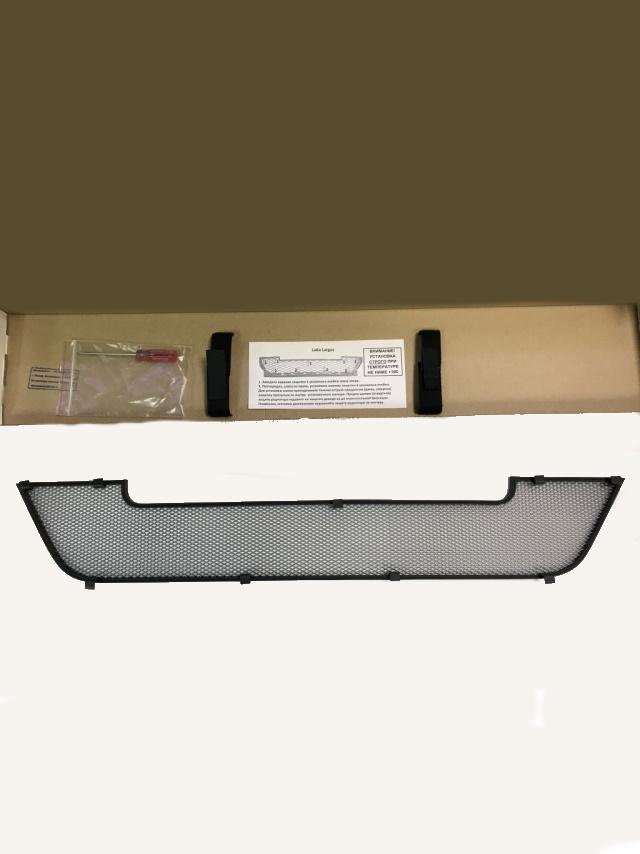 Сетка в бампер Lada Largus chrome (шт)